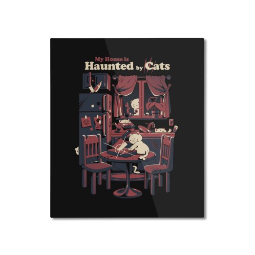 image for Haunted by cats