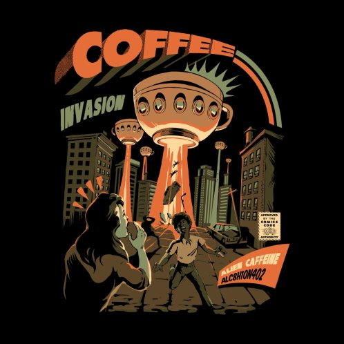 Design for Coffee Invasion