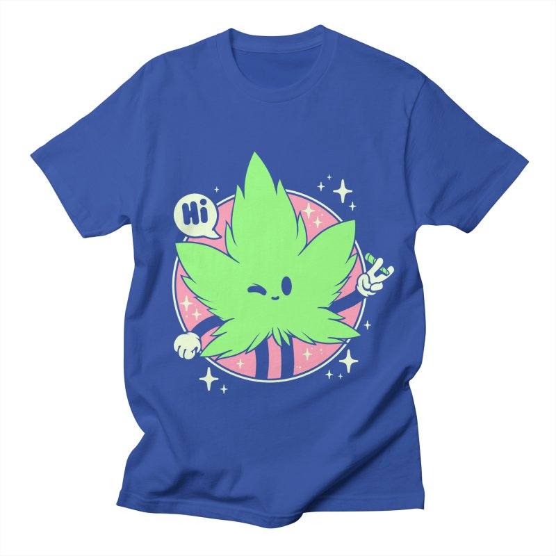Hi High Men's T-Shirt by ilustrata