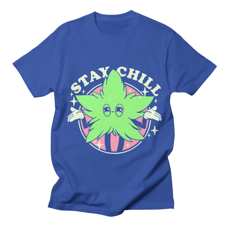 Stay Chill Men's T-Shirt by ilustrata
