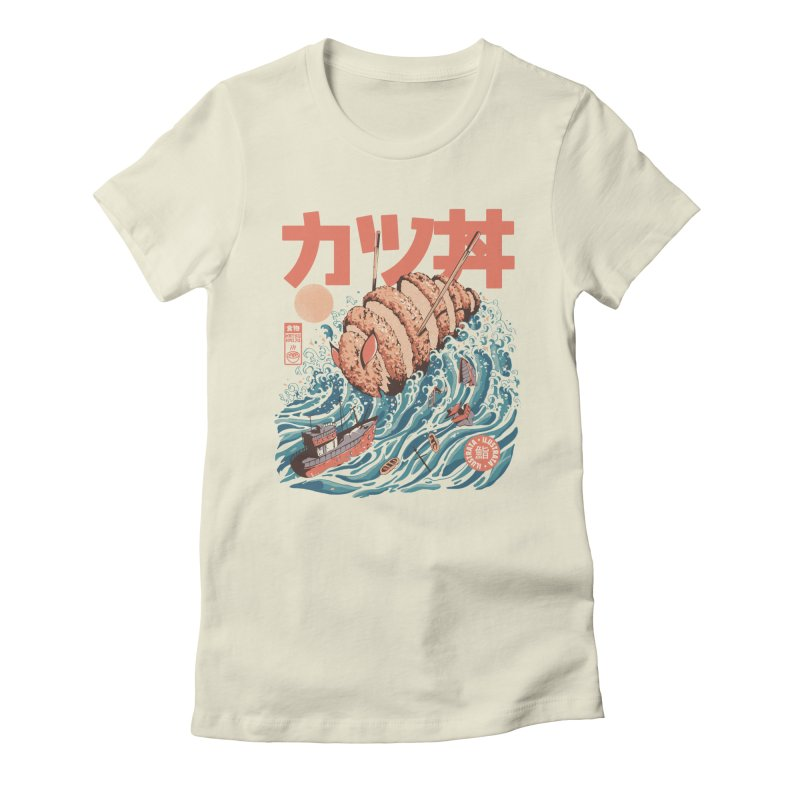 Katsuju Women's T-Shirt by ilustrata