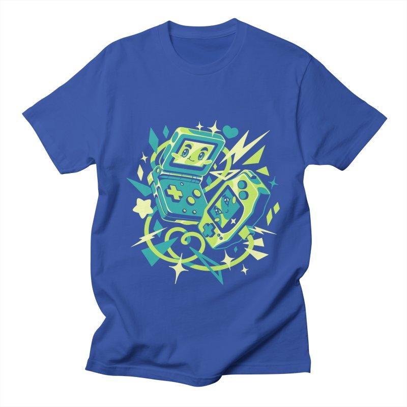 Advanced Friends Men's T-Shirt by ilustrata