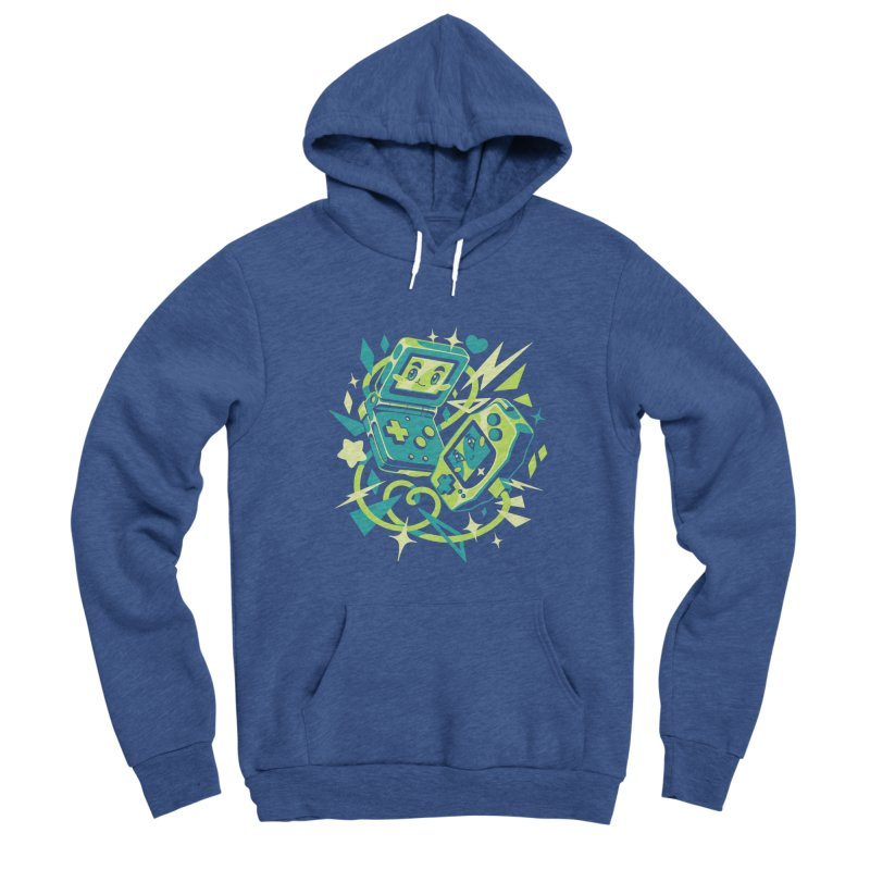 Advanced Friends Women's Pullover Hoody by ilustrata