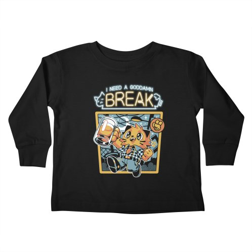 image for I Need a Break