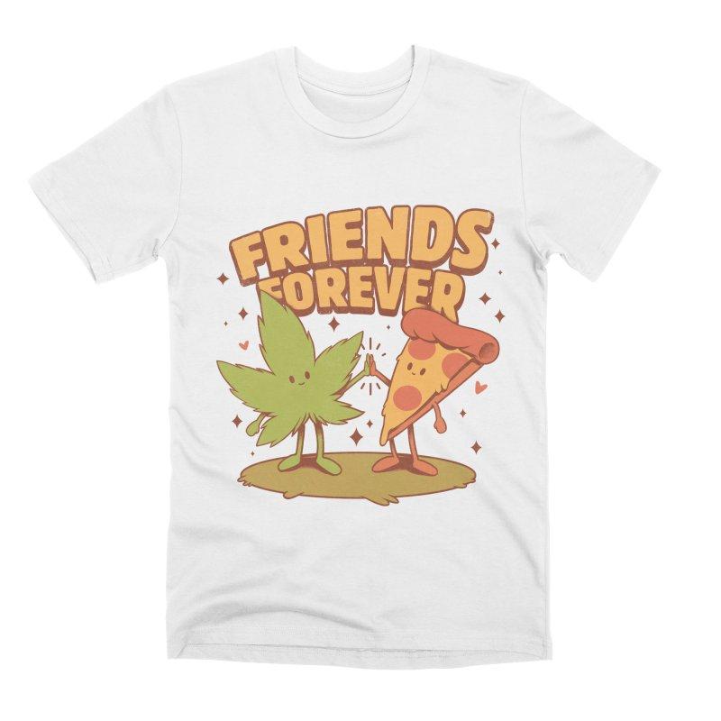 Cute Friends Men's T-Shirt by ilustrata