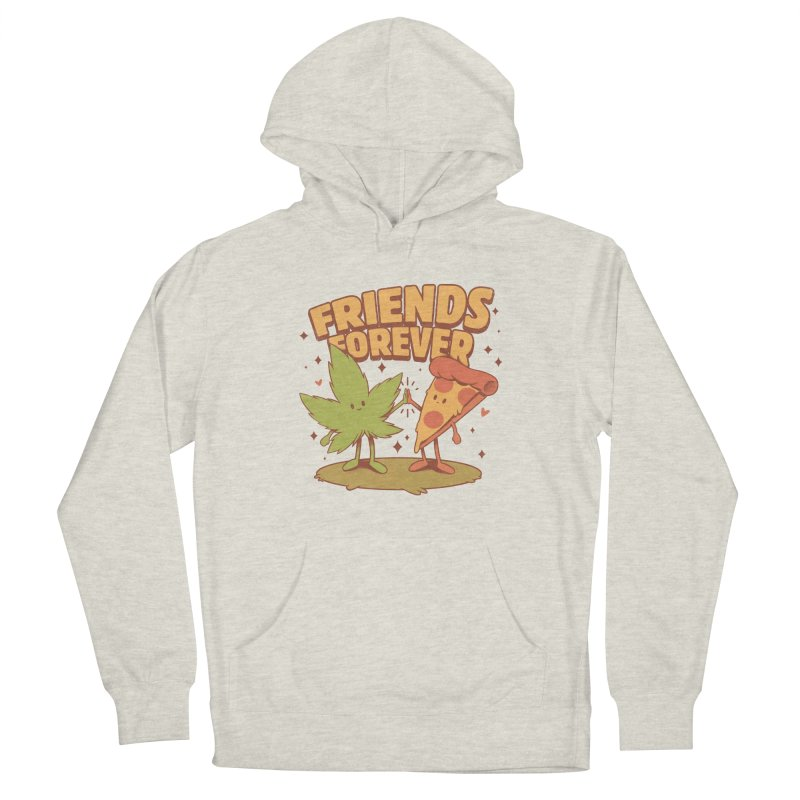 Cute Friends Men's Pullover Hoody by ilustrata