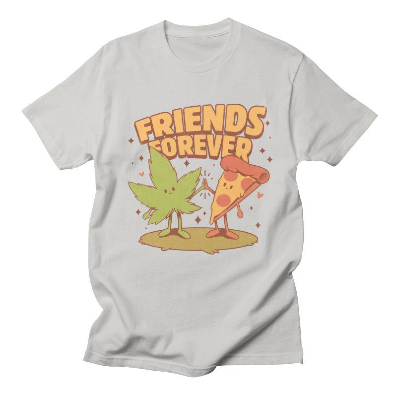 Cute Friends Men's T-Shirt by ilustrata