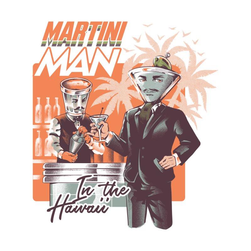 Martini Man by ilustrata