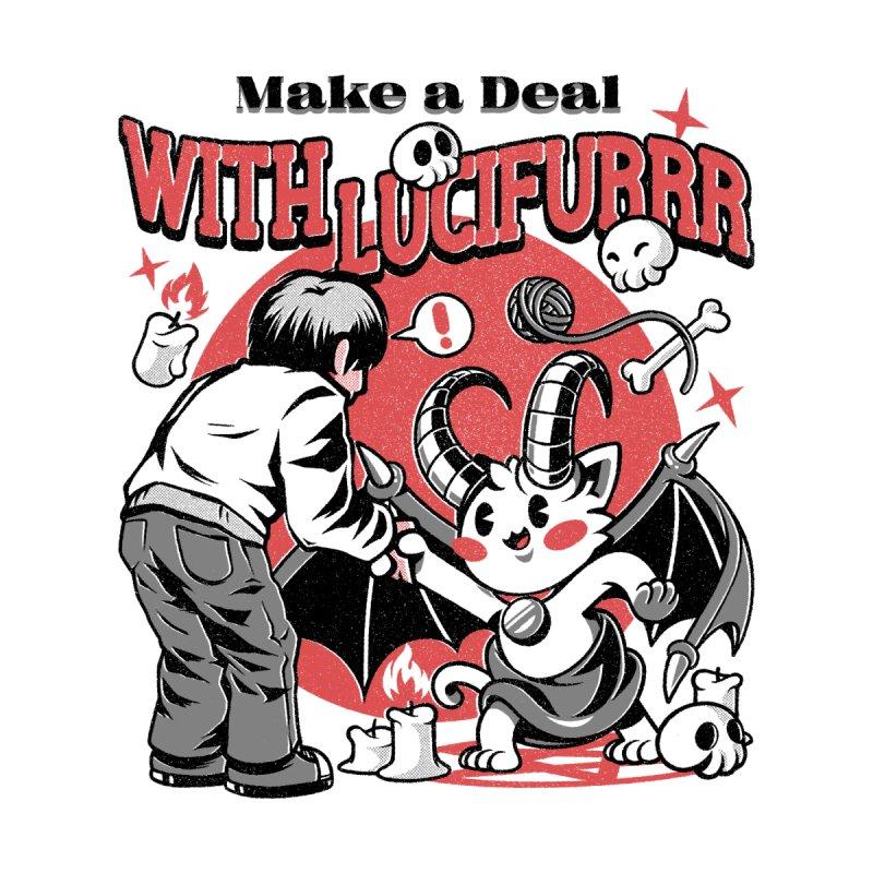 Lucifurrr by ilustrata
