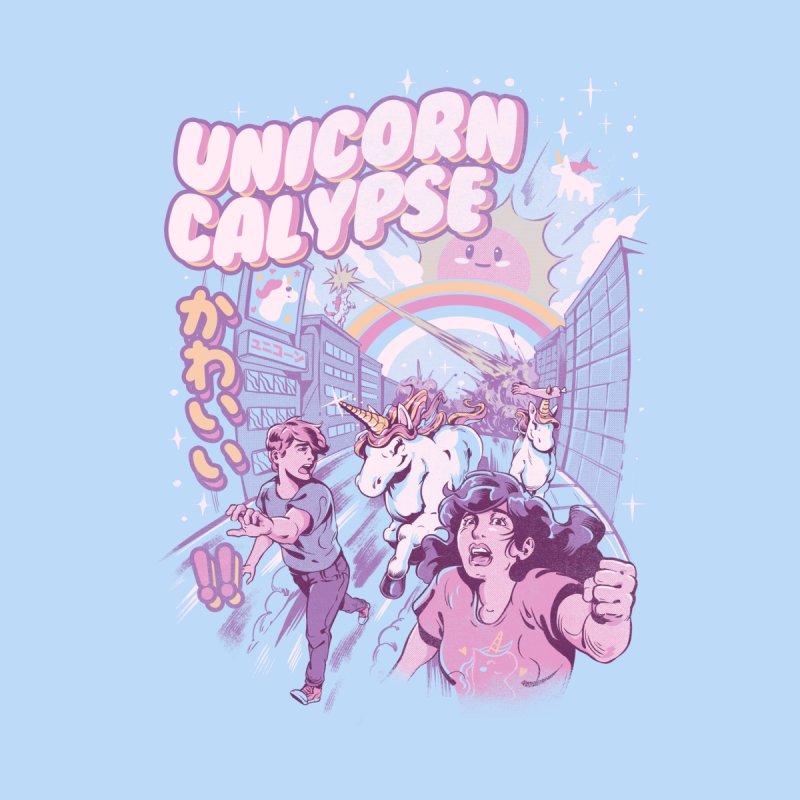 Unicorn Calypse by ilustrata