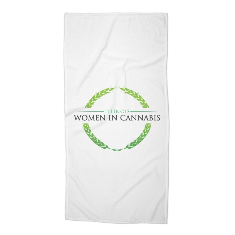 IWC Accessories Beach Towel by Illinois Women in Cannabis