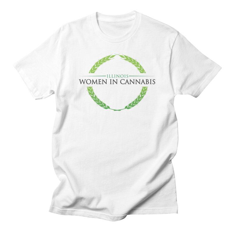 IWC Men's T-Shirt by Illinois Women in Cannabis