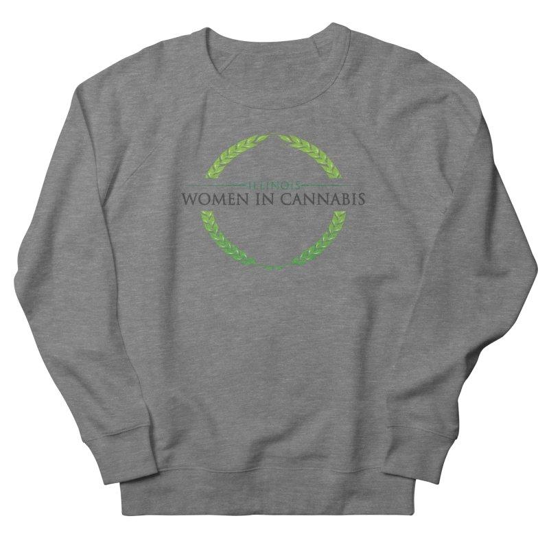 IWC Men's Sweatshirt by Illinois Women in Cannabis