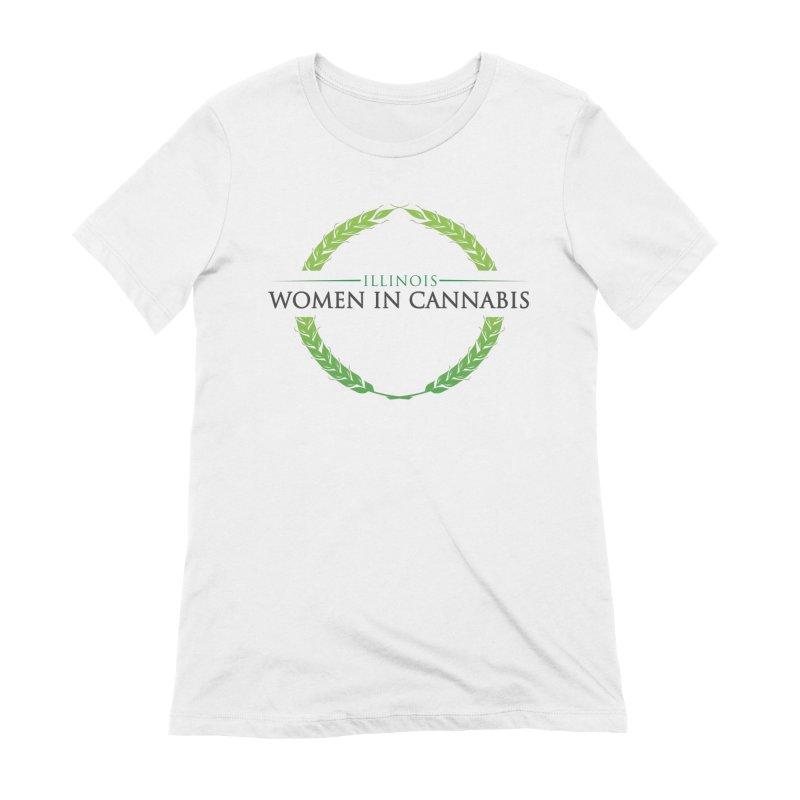 IWC Women's T-Shirt by Illinois Women in Cannabis