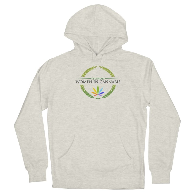 IWC PRIDE Men's Pullover Hoody by Illinois Women in Cannabis