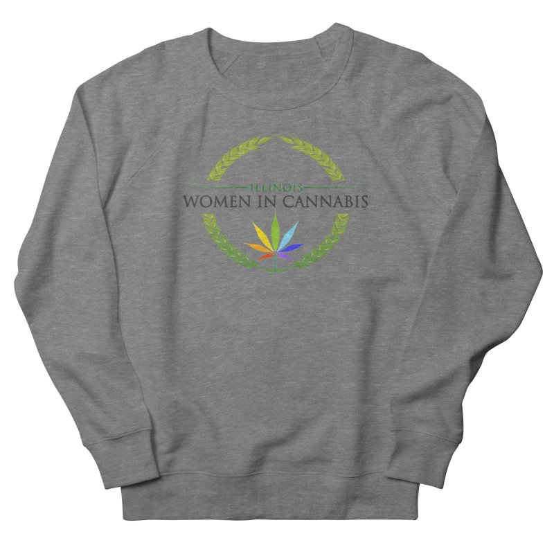 IWC PRIDE Men's Sweatshirt by Illinois Women in Cannabis