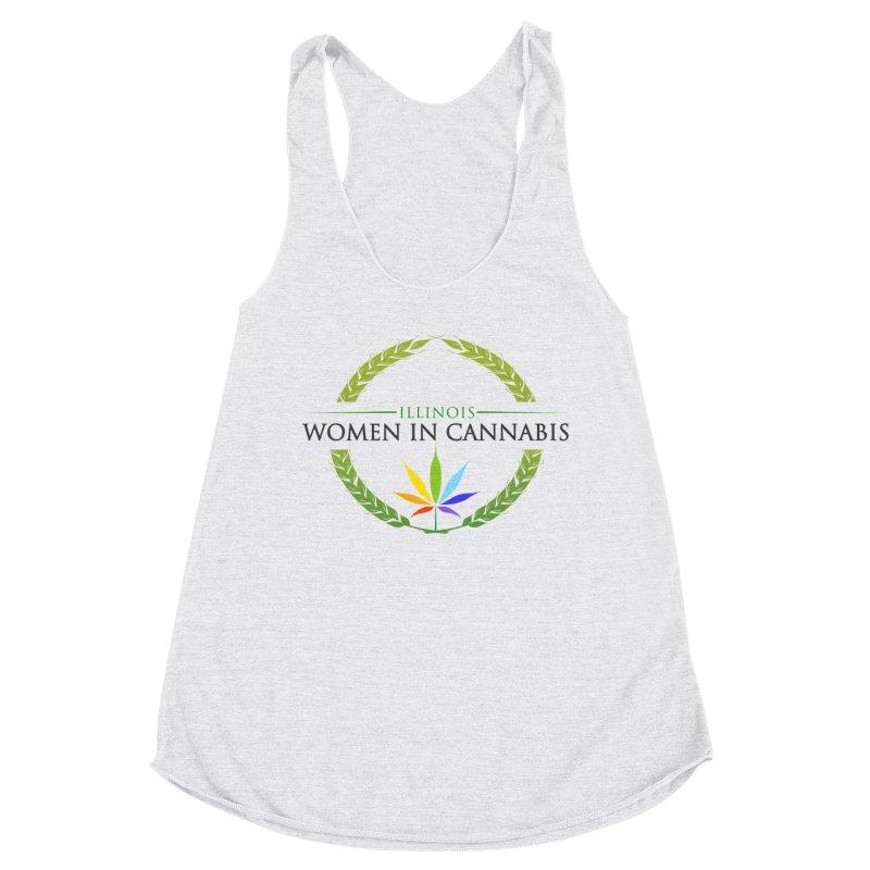 IWC PRIDE Women's Tank by Illinois Women in Cannabis