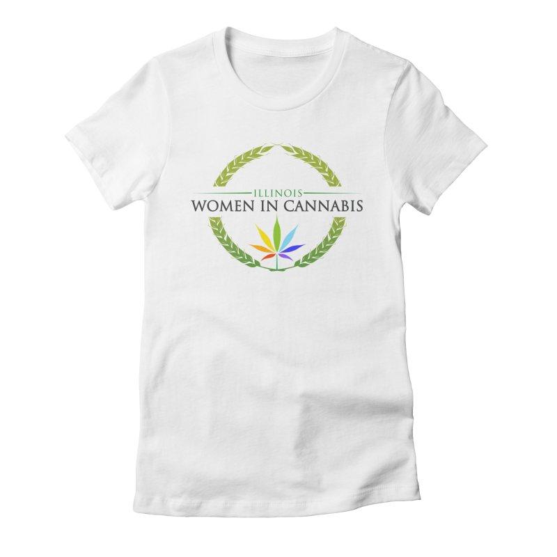 IWC PRIDE Women's T-Shirt by Illinois Women in Cannabis