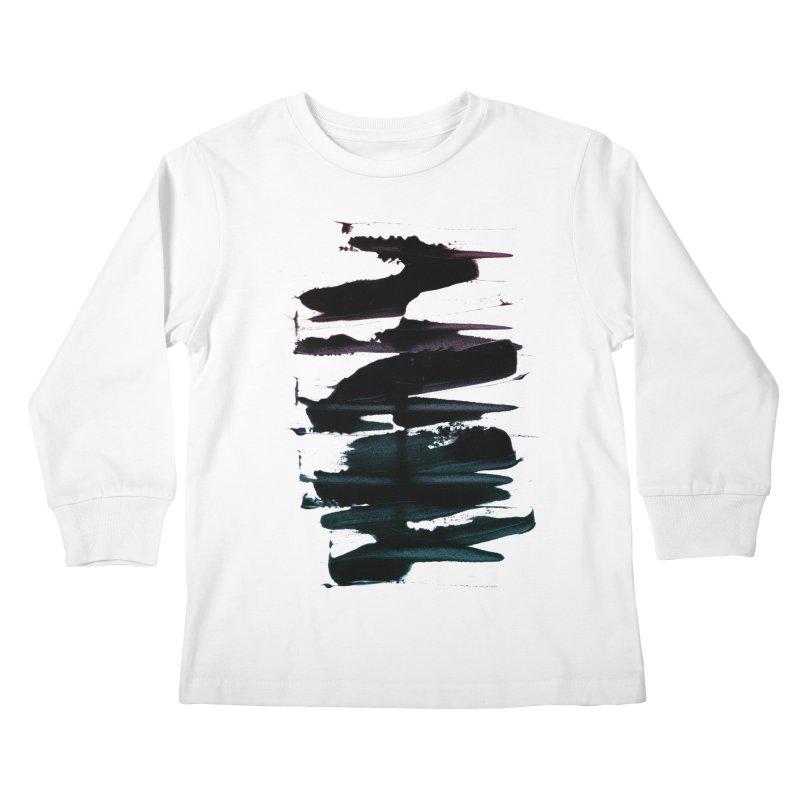 I'm Thinking of Lemons Kids Longsleeve T-Shirt by ilyya's Artist Shop