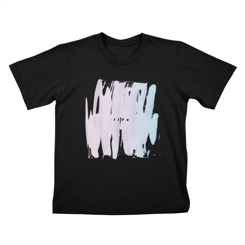 Life Kids T-shirt by ilyya's Artist Shop