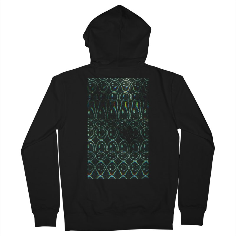 Smile Men's Zip-Up Hoody by ilyya's Artist Shop