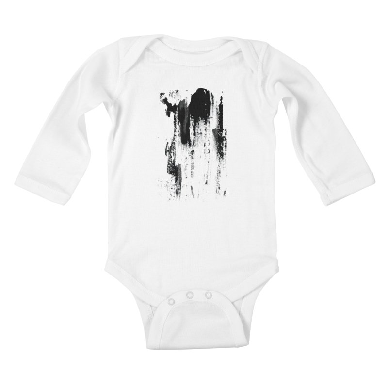 CRY Kids Baby Longsleeve Bodysuit by ilyya's Artist Shop