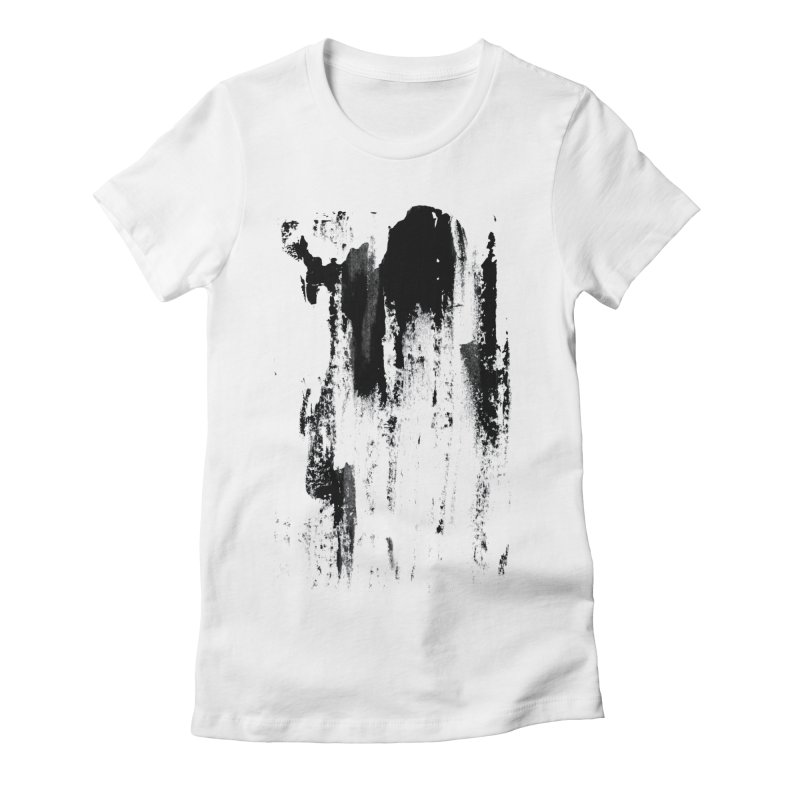 CRY Women's Fitted T-Shirt by ilyya's Artist Shop