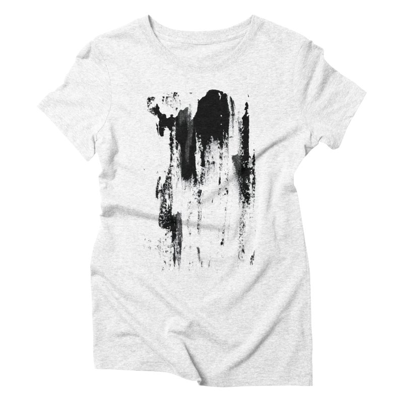 CRY Women's Triblend T-shirt by ilyya's Artist Shop