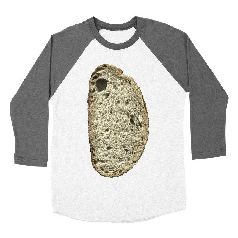Gluten Women's Baseball Triblend T-Shirt by ilyya's Artist Shop