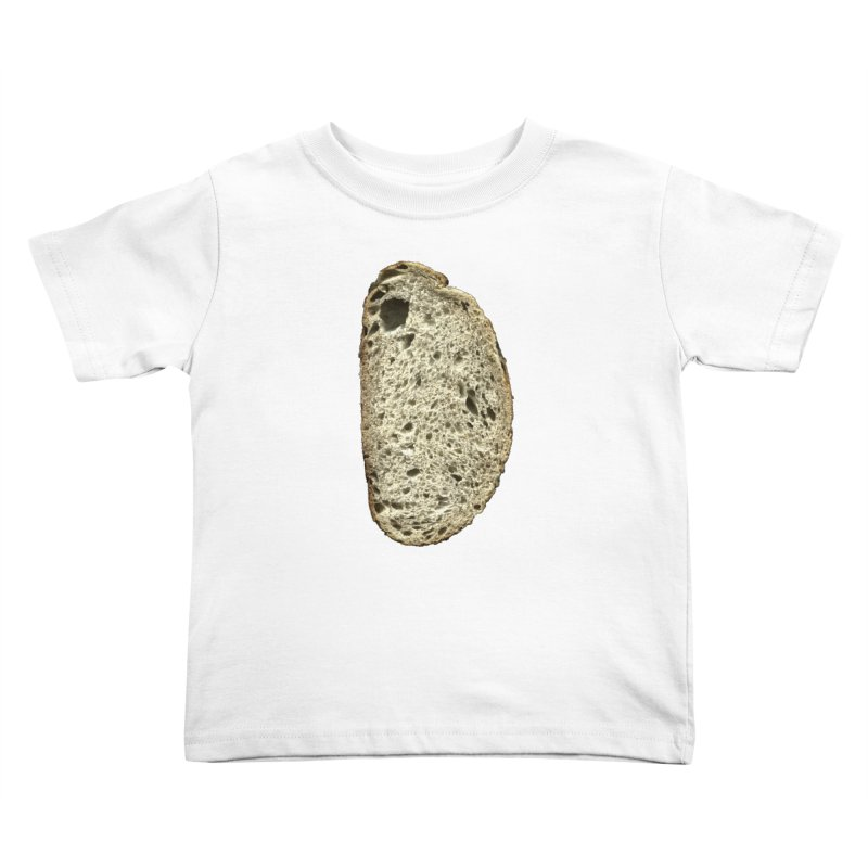 Gluten Kids Toddler T-Shirt by ilyya's Artist Shop