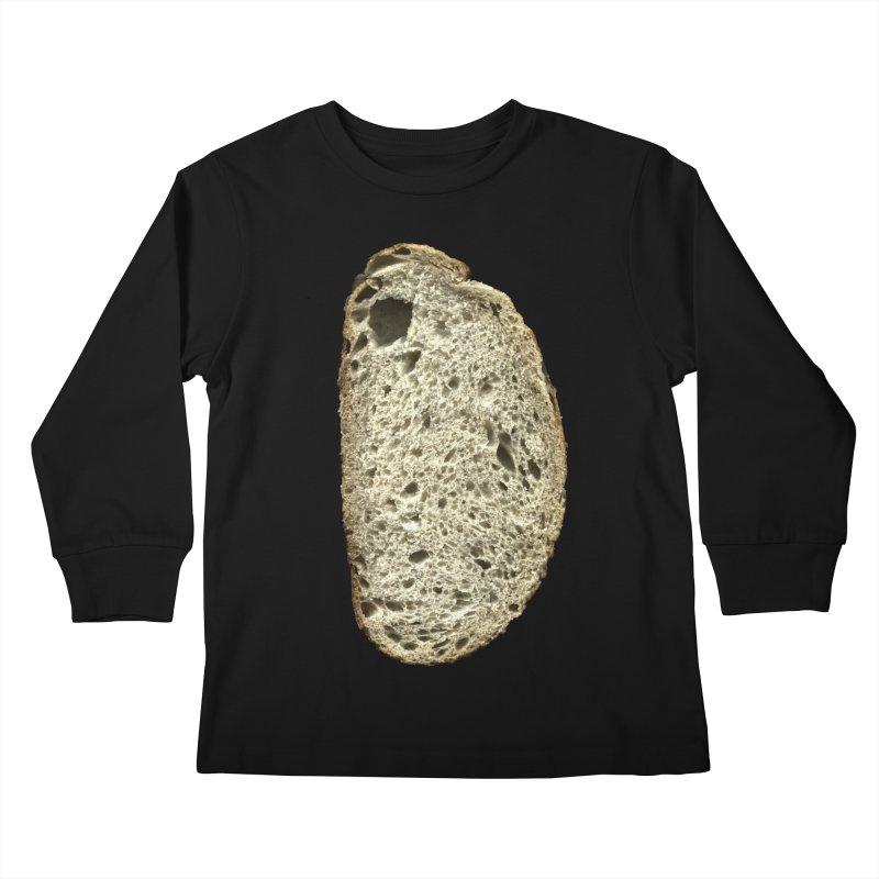 Gluten Kids Longsleeve T-Shirt by ilyya's Artist Shop
