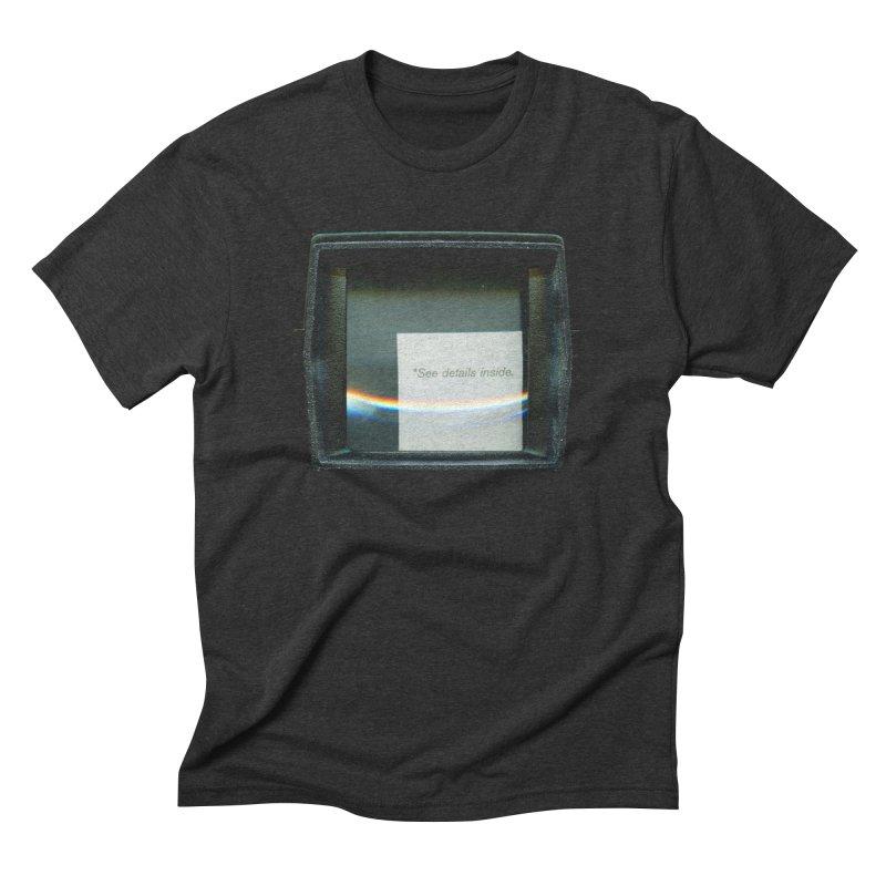 Asterisk Men's Triblend T-Shirt by ilyya's Artist Shop