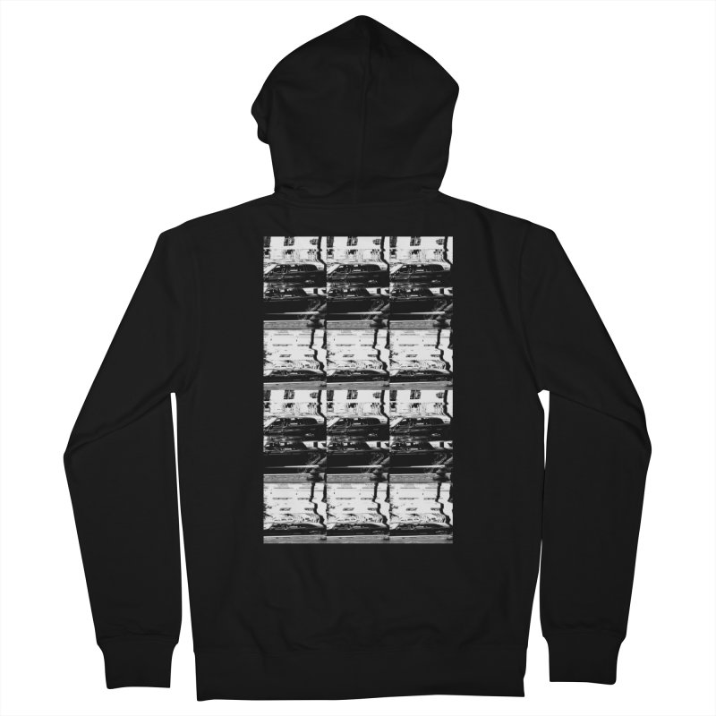 Drive Men's Zip-Up Hoody by ilyya's Artist Shop