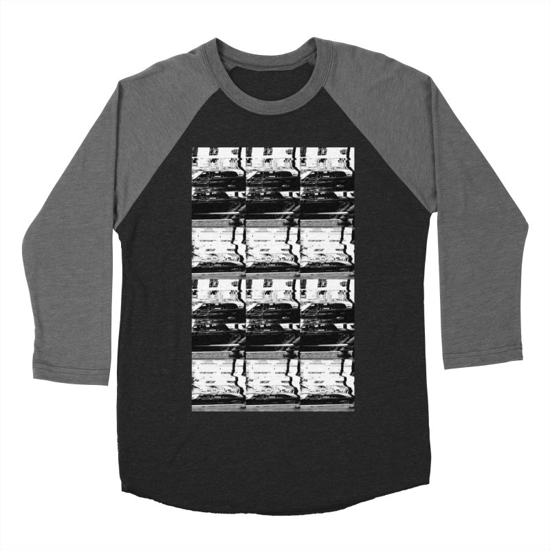 Drive Women's Baseball Triblend T-Shirt by ilyya's Artist Shop