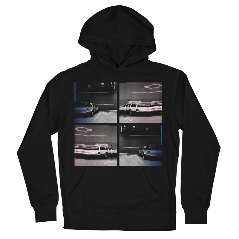 After I parked I. Men's Pullover Hoody by ilyya's Artist Shop