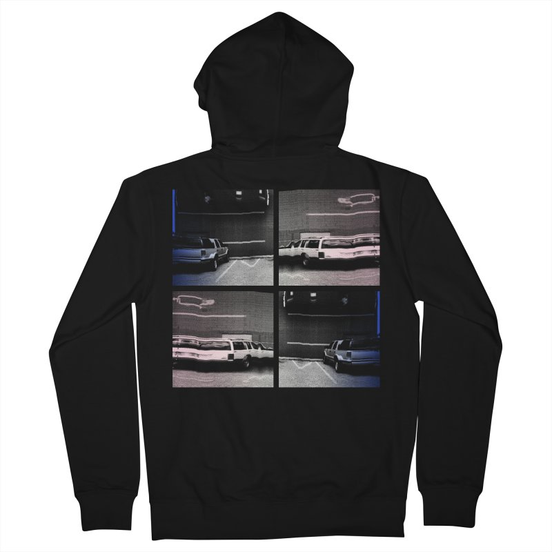 After I parked I. Women's Zip-Up Hoody by ilyya's Artist Shop