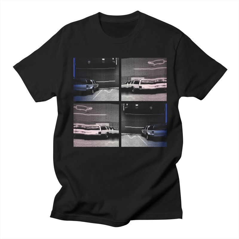 After I parked I. Men's T-shirt by ilyya's Artist Shop