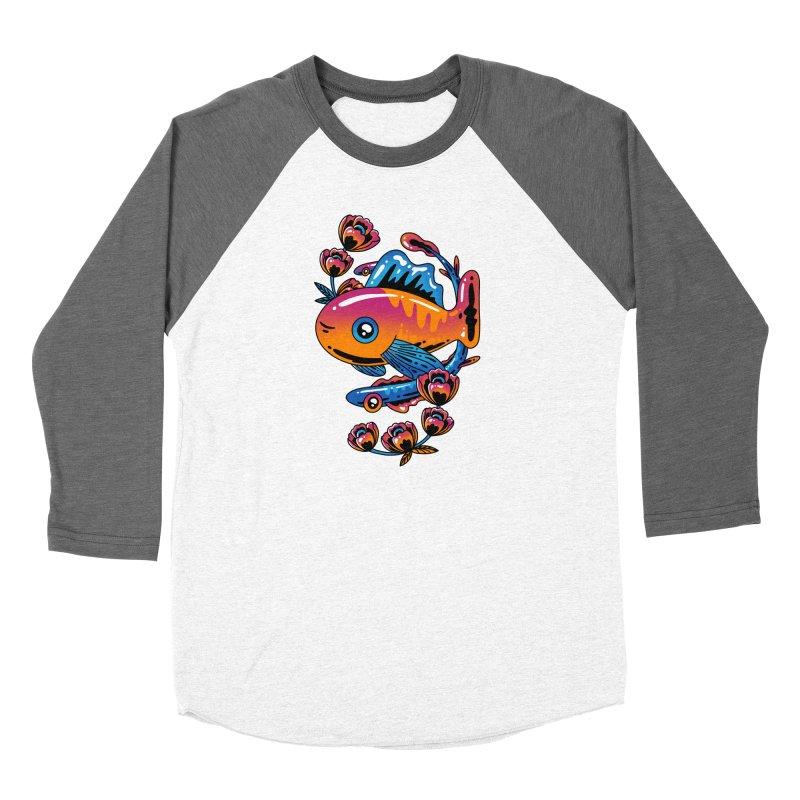 Fish in Color Women's Longsleeve T-Shirt by Imagi Factory
