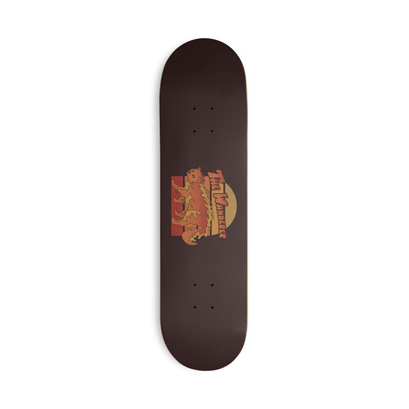 The Wanderer Accessories Skateboard by Imagi Factory