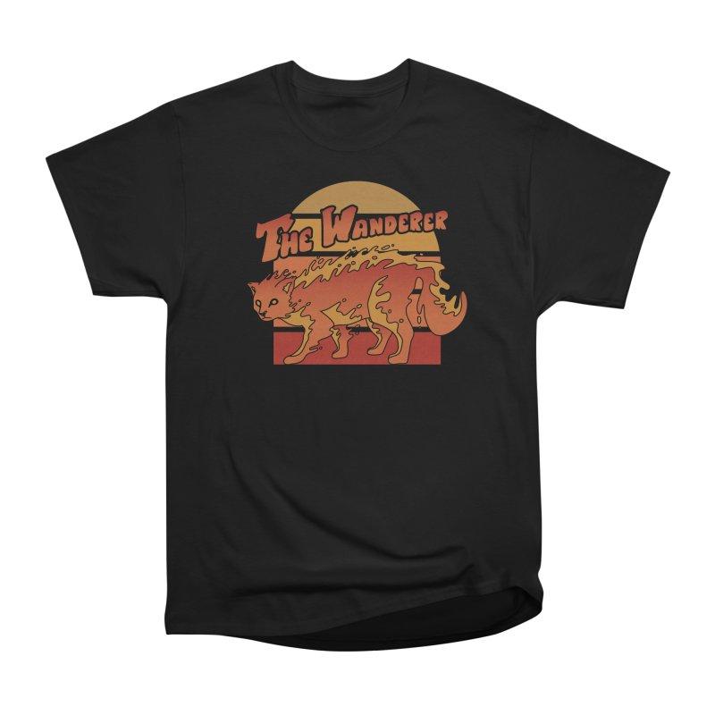 The Wanderer Men's T-Shirt by Imagi Factory