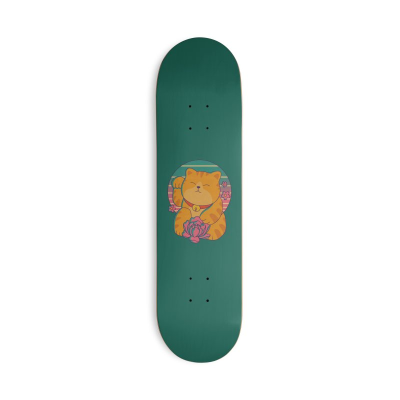 Acting Cute Accessories Skateboard by Imagi Factory