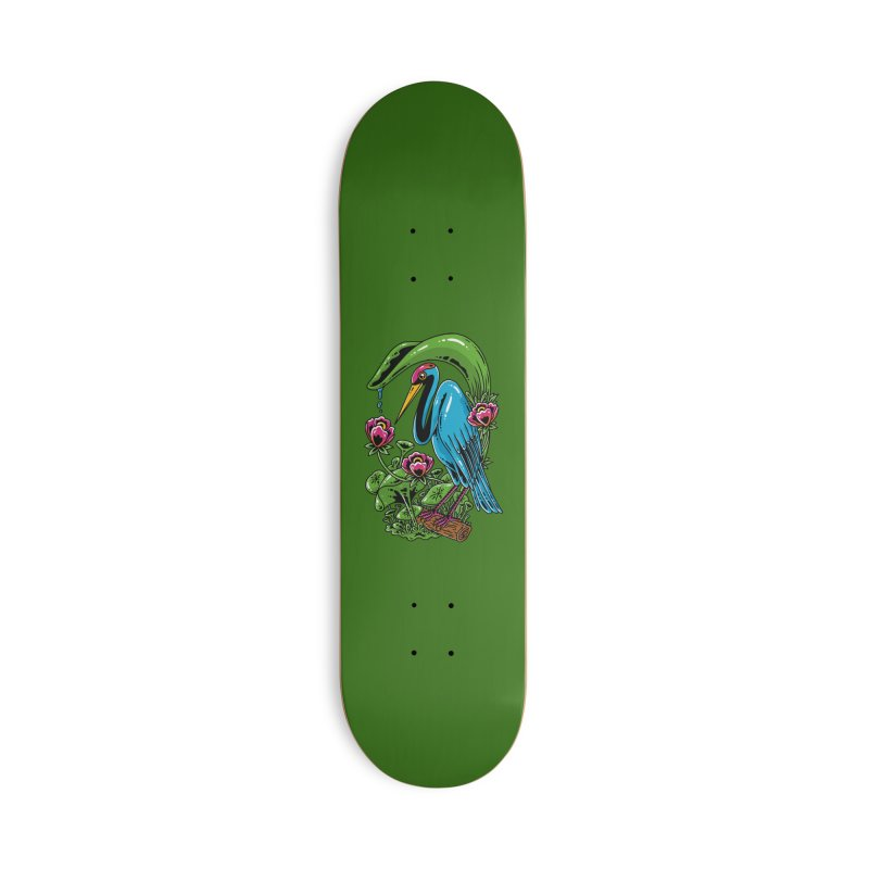 Harmony with nature Accessories Skateboard by Imagi Factory