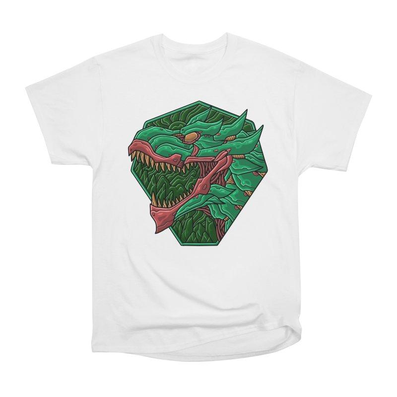 Mecha T-Rex Badge Green Women's T-Shirt by