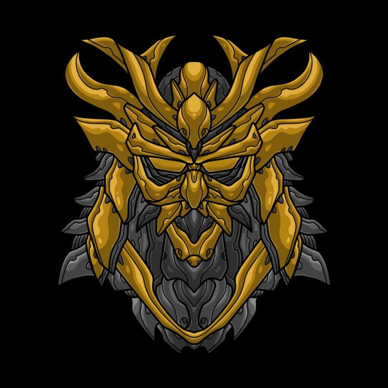 Mecha Samurai Men's T-Shirt by