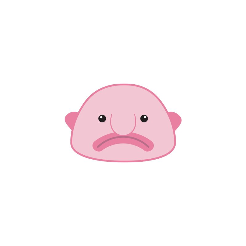 Blobfish None  by imaginarystory's Artist Shop