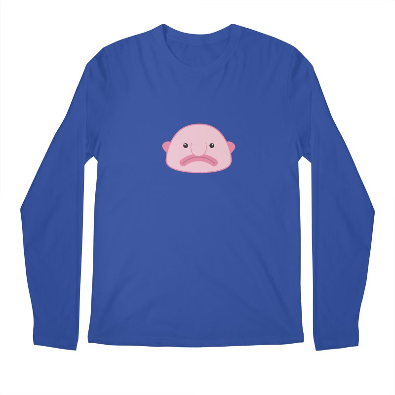 Blobfish Men's Longsleeve T-Shirt by imaginarystory's Artist Shop