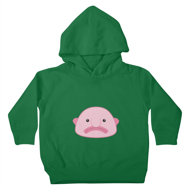 Blobfish Kids Toddler Pullover Hoody by imaginarystory's Artist Shop