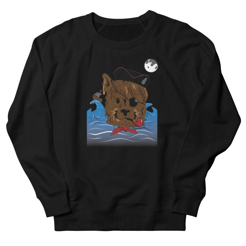 Pirate Pup Men's Sweatshirt by imintoit's Artist Shop