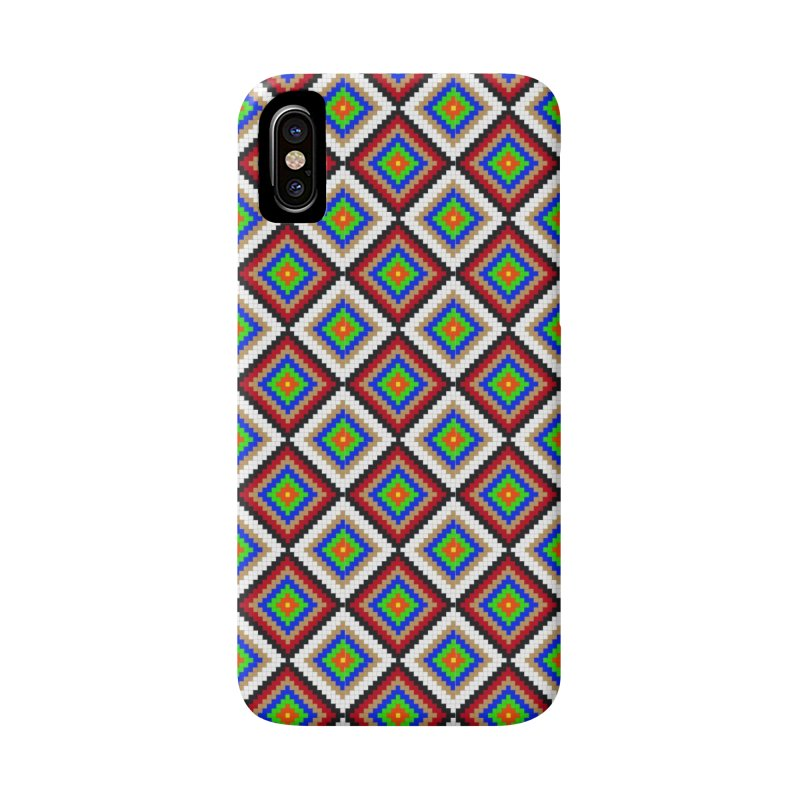 Geo pattern Accessories Phone Case by imintoit's Artist Shop