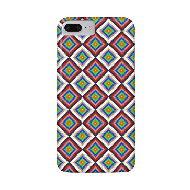 Geo pattern Accessories Phone Case by imintoit's Artist Shop